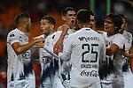 Independiente Medellín venció 3-1 (3-3 en el global) a Sol de América. Primera fase Conmebol Sudamericana 2018.