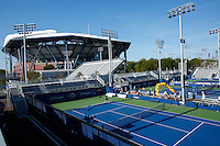 NEW YORK, NY AUG 27: General view of the USTA Billie Jean King National Tennis Center in Flushing Meadows, on August 27, 2016 in New York City. (Photo by VIEWpress)