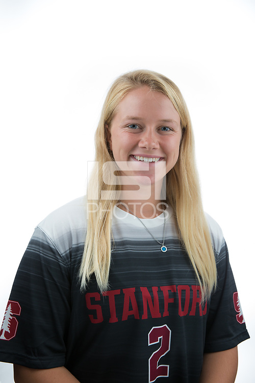 Stanford, CA - August 11, 2017: The Stanford Field Hockey Team