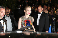 Cate Blanchett attends 'How To Train Your Dragon 2' 1ere - 67th Cannes Film Festival - France