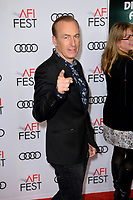 Bob Odenkirk at the AFI Fest premiere for &quot;The Disaster Artist&quot; at the TCL Chinese Theatre. Los Angeles, USA 12 November  2017<br /> Picture: Paul Smith/Featureflash/SilverHub 0208 004 5359 sales@silverhubmedia.com