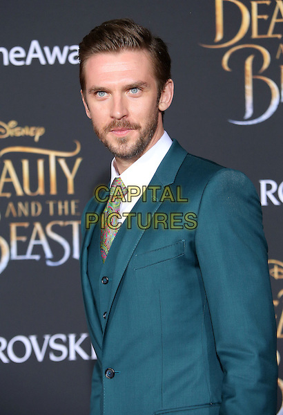 02 March 2017 - Hollywood, California - Dan Stevens Disney's &quot;Beauty and the Beast' World Premiere held at El Capitan Theatre.   <br /> CAP/ADM/FS<br /> &copy;FS/ADM/Capital Pictures