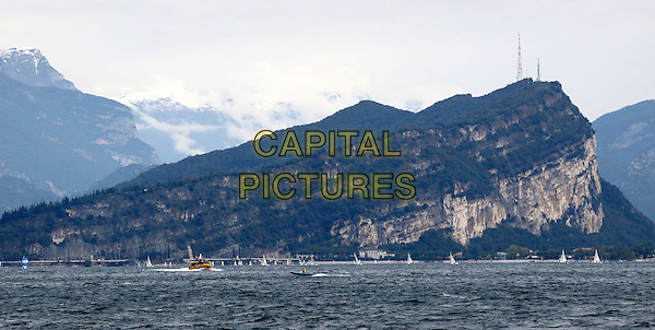 LAGO DI GARDA, ITALY - Picturesque Lago di Garda (Lake Garda) on 17 October 2015 in Lago di Garda, Italy<br /> <br /> CAP/ROS<br /> &copy;ROS/Capital Pictures