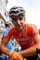 Igor Anton during the stage of La Vuelta 2012 between Ponteareas and Sanxenxo.August 28,2012. (ALTERPHOTOS/Paola Otero) /NortePhoto.com<br /> <br /> **CREDITO*OBLIGATORIO** <br /> *No*Venta*A*Terceros*<br /> *No*Sale*So*third*<br /> *** No*Se*Permite*Hacer*Archivo**<br /> *No*Sale*So*third*