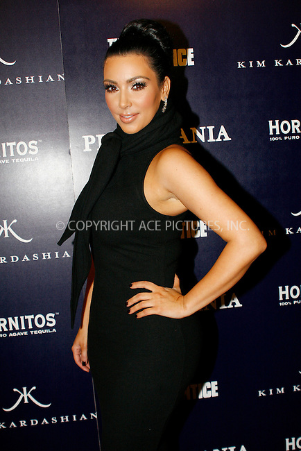 "WWW.ACEPIXS.COM . . . . .  ....November 10 2010, New York City....Kim Kardashian promotes Perfumania's appearance with her on ""The Apprentice"" at Provacateur on November 10 2010 in New York City....Please byline: NANCY RIVERA- ACEPIXS.COM.... *** ***..Ace Pictures, Inc:  ..Tel: 646 769 0430..e-mail: info@acepixs.com..web: http://www.acepixs.com"