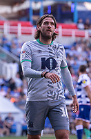 Blackburn Rovers' Danny Graham <br /> <br /> Photographer David Horton/CameraSport<br /> <br /> The EFL Sky Bet Championship - Reading v Blackburn Rovers - Saturday 21st September 2019 - Madejski Stadium - Reading<br /> <br /> World Copyright © 2019 CameraSport. All rights reserved. 43 Linden Ave. Countesthorpe. Leicester. England. LE8 5PG - Tel: +44 (0) 116 277 4147 - admin@camerasport.com - www.camerasport.com