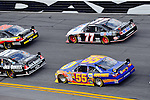Feb 12, 2009; 2:33:27 PM; Daytona Beach, FL, USA; NASCAR Sprint Cup Series race of the Gatorade Duel at Daytona International Speedway.  Mandatory Credit: (thesportswire.net)