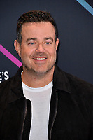LOS ANGELES, CA. November 11, 2018: Carson Daly at the E! People's Choice Awards 2018 at Barker Hangar, Santa Monica Airport.<br /> Picture: Paul Smith/Featureflash