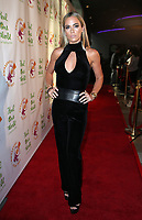 LSO ANGELES, CA - October 05: Teddi Jo Mellencamp, At 2017 Awareness Film Festival - Opening Night Premiere Of 'The Road To Yulin And Beyond' At Regal LA Live Stadium 14 In California on October 05, 2017. <br /> CAP/MPI/FS<br /> &copy;FS/MPI/Capital Pictures