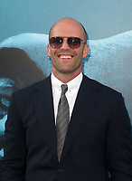 6 August 2018-  Hollywood, California - Jason Statham. Warner Bros. Pictures And Gravity Pictures' Premiere Of &quot;The Meg&quot; held at TCL Chinese Theatre IMAX. <br /> CAP/ADM/FS<br /> &copy;FS/ADM/Capital Pictures