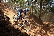 7th September 2017, Smithfield Forest, Cairns, Australia; UCI Mountain Bike World Championships; Tahnee Seagrave (GBR) from TRANSITION BIKES / FMD FACTORY RACING  during downhill practice