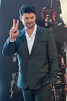 """MADRI, ESPANHA, 03 SETEMBRO 2012 - SESSAO DE FOTOS DREDD - O ator neozelandes, Karl Urban durante sessao de fotos para promocao do filme do filme """"Dreed"""" em Madri capital da Espanha, nesta segunda-feira,03. (PHOTO: CESAR CEBOLLA / ALFAQUI / BRAZIL PHOTO PRESS)."""