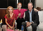 Ashley Jones,Marcia Cross & husband Tom Mahoney at The 5th annual Pink Party celebration to Benefit Cedars-Sinai Women's Cancer Research Institute at the Samuel Oschin Comprehensive Cancer Institute, event held at La Cachette Bistro in Santa Monica, California on September 12,2009                                                                   Copyright 2009 DVS / RockinExposures