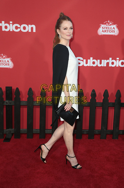 WESTWWOD, CA - October 22: Julianne Moore, At The Premiere Of Paramount Pictures' 'Suburbicon' At the Village Theatre California on October 22, 2017. <br /> CAP/MPI/FS<br /> &copy;FS/MPI/Capital Pictures