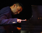 Vijay Iyer plays Performance Works, June21, 2013 in the TD Vancouver International Jazz Festival