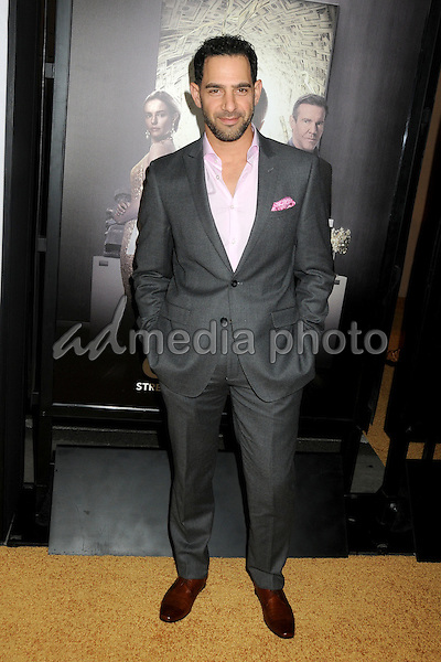 "29 October 2015 - Culver City, California - Patrick Sabongui. ""The Art Of More"" Series Premiere held at Sony Pictures Studios. Photo Credit: Byron Purvis/AdMedia"