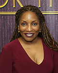 "Stephanie Mills backstage after a Song preview performance of the Bebe Winans Broadway Bound Musical ""Born For This"" at Feinstein's 54 Below on November 5, 2018 in New York City."