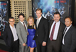 "HOLLYWOOD, CA. - June 08: HBO President of Programming, Michael Lombardo,Stephen Moyer, Anna Paquin, Executive producers, Alan Ball, Gregg Fienberg arrive at HBO's ""True Blood"" Season 3 Premiere at ArcLight Cinemas Cinerama Dome on June 8, 2010 in Hollywood, California."