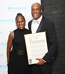 """Mr. Abbott"" Award honoring Kenny Leon (Party)"