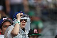 Puerto Rico gana 9 carreras por 3 de italia, durante el partido entre Italia vs Puerto Rico, World Baseball Classic en estadio Charros de Jalisco en Guadalajara, Mexico. Marzo 12, 2017. (AP Photo/Luis Gutierrez)