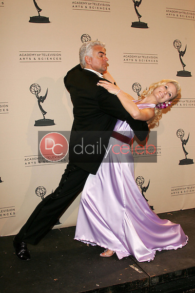 John O'Hurley and friend<br />
