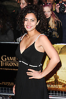 "Meena Rayann<br /> at the ""Game of Thrones Hardhome"" gala screening, Empire, Leicester Square London<br /> <br /> <br /> ©Ash Knotek  D3098 12/03/2016"