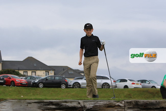 Sean Keeling (Roganstown) during the second round of the North of Ireland Championship, Portstewart Golf Club, Portstewart, Co. Antrim.. 09/07/2019<br /> Picture: Golffile | Thos Caffrey<br /> <br /> <br /> All photo usage must carry mandatory copyright credit (© Golffile | Thos Caffrey)