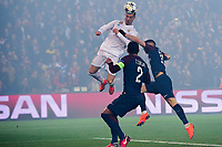 but de Cristiano Ronaldo (Real Madrid) <br /> Parigi 07-03-2018 Allianz Arena <br /> Paris Saint Germain - Real Madrid Quarti di finale ritorno Champions League 2017/2018<br /> Foto Panoramic / Insidefoto