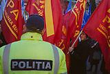 Anti EU Proteste in Chisinau