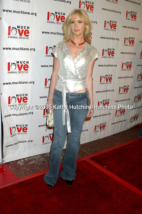 "Ashley Jones.""The Bold and the Beautiful"".Much Love Animal Rescue's 4th Annual Comedy Benefit.Laugh Factory.Los Angeles, CA.August 10, 2005.©2005 Kathy Hutchins / Hutchins Photo"