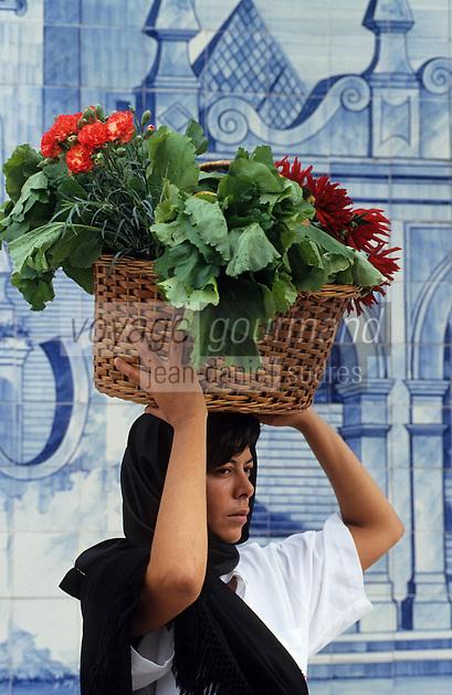 Europe/Portugal/Coimbra : Retour du marché