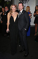 29 November 2018 - Las Vegas, NV - Ashley Busch, Kurt Busch. 2018 Monster Energy NASCAR Awards Red Carpet at Wynn Las Vegas.     <br /> CAP/ADM/MJT<br /> &copy; MJT/ADM/Capital Pictures