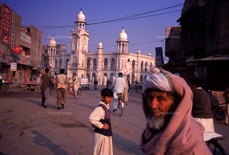 Multan is known as the City of Sufis due to the large number of shrines and Sufi saints from the city. The city is full of bazaars, mosques and ornate tombs. It is located in a bend created by five rivers of the Punjab province.  <br /> Multan is one of the oldest cities in the Asian subcontinent. Multan is known for it's tile work that has its basis in the original Harappan society. 4,800 years ago, at the same time as the early civilizations of Mesopotamia and Egypt, great cities arose along the flood plains of the Indus and Saraswati (Ghaggar-Hakra) rivers.  Developments at Harappa have pushed the dates back 200 years for this civilization, proving once and for all, that this civilization was not just an offshoot of Mesopotamia..They were a highly organized and very successful civilization.  They built some of the world's first planned cities, created one of the world's first written languages and thrived in an area twice as large as Egypt or Mesopotamia for 900 years (1500 settlements spread over 280,000 square miles on the subcontinent)..There are three major communities--Harappa, Mohenjo Daro, and Dholavira. The town of Harappa flourished during this period because of it's location at the convergence of several trade routes that spanned a 1040 KM swath from the northern mountains to the coast.