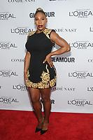 BROOKLYN, NY - NOVEMBER 13: Serena Williams  at Glamour's 2017 Women Of The Year Awards at the Kings Theater in Brooklyn, New York City on November 13, 2017. Credit: John Palmer/MediaPunch