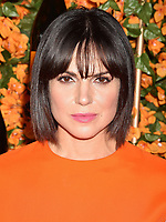 PACIFIC PALISADES, CA - OCTOBER 06: Lana Parrilla arrives at the 9th Annual Veuve Clicquot Polo Classic Los Angeles at Will Rogers State Historic Park on October 6, 2018 in Pacific Palisades, California.<br /> CAP/ROT/TM<br /> &copy;TM/ROT/Capital Pictures
