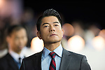 Aaron Kwok Longines Grand Prix during the Longines Masters of Hong Kong on 21February 2016 at the Asia World Expo in Hong Kong, China. Photo by Moses Ng / Power Sport Images
