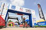 2019 Trentino MTB Challenge - Ride the Nature - 1000 Grobbe Bike Challenge - 100 Km dei Forti  il 09/06/2019 a Lavarone, Stefano Dal Grande (Bottecchia Factory Team) victoria 50 km. <br />  © Pierre Teyssot / Mosna