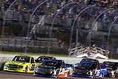 #18: Noah Gragson, Kyle Busch Motorsports, Toyota Tundra Safelite AutoGlass #88: Matt Crafton, ThorSport Racing, Ford F-150 Ideal Door/Menards