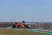 1st November 2019; Circuit of the Americas, Austin, Texas, United States of America; Formula 1 United Sates Grand Prix, practice day; Scuderia Ferrari, Charles Leclerc - Editorial Use