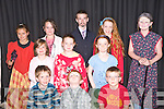 Drama: Members of the St. Johns Theatre, summer drama school on stage ready for their end of season show. Patrick Brosnan,David O' Callahan Leahy and Thomas Gould,  , Middle , Saoirsche Kelly,Erin Flavin, Saibhe O' Callahan Leahy,and Back: Abbey McMahon, Niamhe Mahony, Jack McEnry, Iseult O' Callahan Leahy and Katie Kelly.