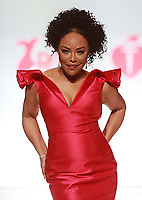 NEW YORK, NY February 08, 2018:Lynn Whitfield attend  American Heart Association's® Go Red For Women® Red Dress Collection® 2018 at Hammerstein Ballroom in New York. February 08, 2018. Credit:RW/MediaPunch