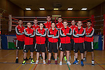 Glasgow 2014 Boxing Squad