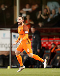 20.3.2018: Dundee Utd v Queen of the South followup:<br /> Scott McDonald celebrates his goal