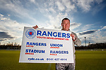 12.11.2019 Rangers RYDC youth photocall: Craig Mulholland