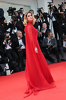 Greta Scarano at the Downsizing premiere and Opening Ceremony, 74th Venice Film Festival in Italy on 30 August 2017.<br /> <br /> Photo: Kristina Afanasyeva/Featureflash/SilverHub<br /> 0208 004 5359<br /> sales@silverhubmedia.com