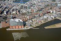 Hafencity  Speicherstadt Innnestadt: EUROPA, DEUTSCHLAND, HAMBURG, (EUROPE, GERMANY), 15.09.2016:Hafencity  Speicherstadt Innnestadt