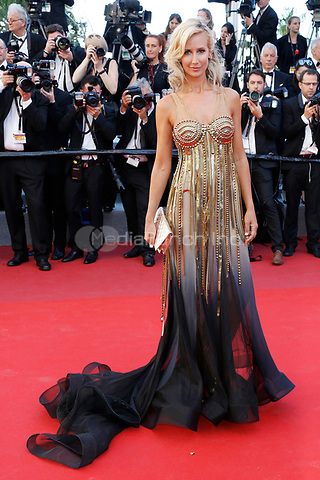 "Lady Victoria Hervey at the ""Okja"" premiere during the 70th Cannes Film Festival at the Palais des Festivals on May 19, 2017 in Cannes, France. (c) John Rasimus /MediaPunch ***FRANCE, SWEDEN, NORWAY, DENARK, FINLAND, USA, CZECH REPUBLIC, SOUTH AMERICA ONLY***"