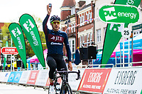 Picture by Alex Whitehead/SWpix.com - 10/05/2018 - Cycling - OVO Energy Tour Series - Round 1: Redditch - Brother Corporate GP. 1st: Wahoo and Jon Mould.