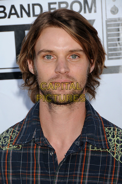 "JESSE SPENCER.""Band From TV"" Free Concert and Screening at the Autry National Center of the American West, Los Angeles, California, USA..August 9th, 2008.headshot portrait stubble facial hair.CAP/ADM/BP.©Byron Purvis/AdMedia/Capital Pictures."