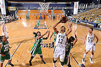 6 February 2010:  FIU's Elisa Carey (12) shoots in the second half as the FIU Golden Panthers defeated the North Texas Mean Green, 72-55, at the U.S. Century Bank Arena in Miami, Florida.